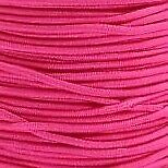 2,5 Meter Farbauswahl Elastisches Gummiband MiPerla Ø 1,5mm