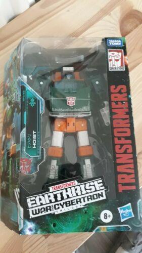 Earthrise Deluxe Hoist Transformers War for Cybertron