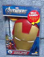 Iron Man Armor Up Mini Games In Iron Man Head Case