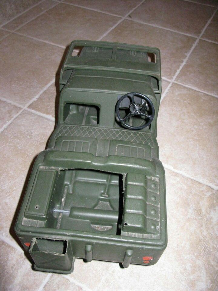Andet legetøj, Actionvogne