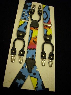 Bretelle, Cotone, 6 Roll Treni M. Clips, Colorate/colorato-mostra Il Titolo Originale Carattere Aromatico E Gusto Gradevole