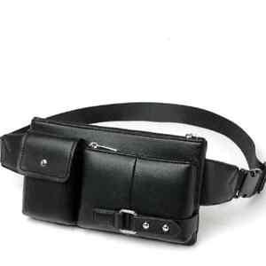fuer-LG-Q61-2020-Tasche-Guerteltasche-Leder-Taille-Umhaengetasche-Tablet-Ebook