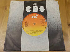 "CBS 2471 1973 UK 45rpm 7"" Gigliola Cinquetti ""Door Of The Sun (Alle Porte....)"""