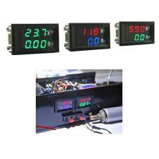 100v 1a 10a 50a 100a Mini 028inch Led Dc Digital Voltmeter Ammeter Amperemeter