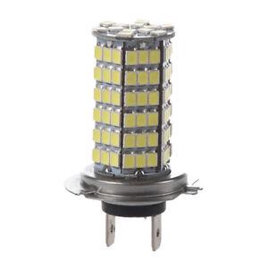 LAMPADA-LAMPADINA-LUCI-H7-120-LED-SMD-BIANCO-PER-AUTO-T0S8