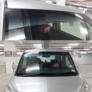 Car-Sun-Visor-Windscreen-Shade-Film-Tint-Strip-Windshield-Sunvisor-Kit-Black