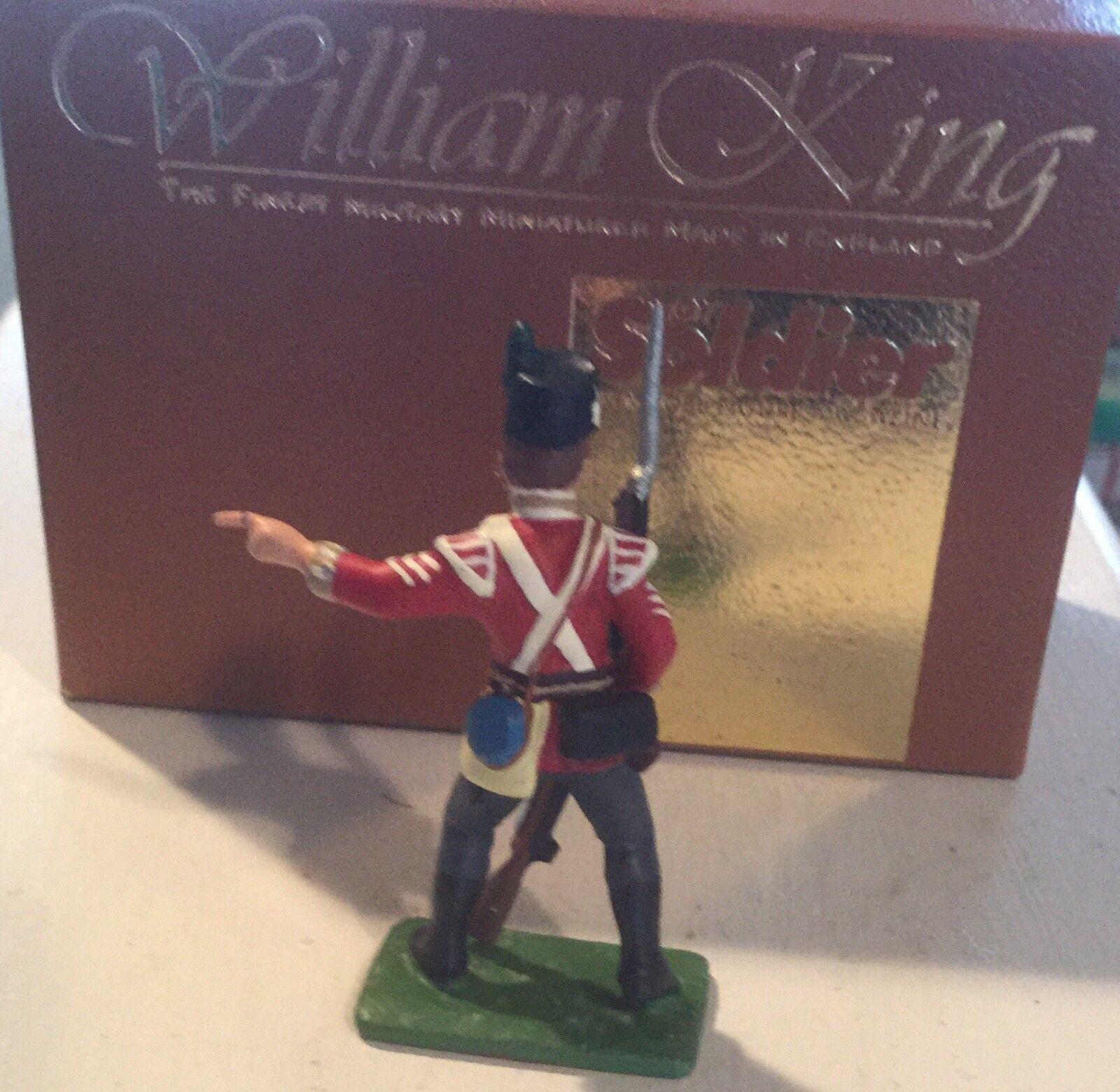 William King WK1S Inniskillings Inniskillings Inniskillings Sergeant 2ff22a