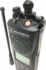 Motorola-Astro-XTS-3000-II-Radio-450-520MHz-UHF-GMRS-Smartnet-Smartzone-Omnilink