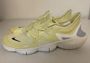 Nike Free RN 5.0 Luminous Green Yellow