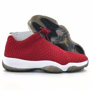 Details about Nike Air Jordan Future Low Gym Red Tour Yellow White 718948 610 Men's 12