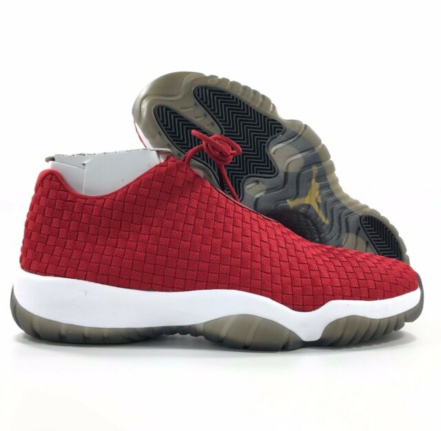 Nike Air Jordan Future Low Gym Redwhite US 11.5 Ship 718948610