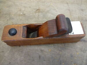 wood block plane / vintage antique still used today!