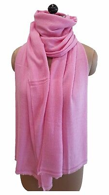 New 100/% Wool Cashmere Herringbone Pink /& BlueWomen/'s//Ladies Scarves//Wrap//Shawls