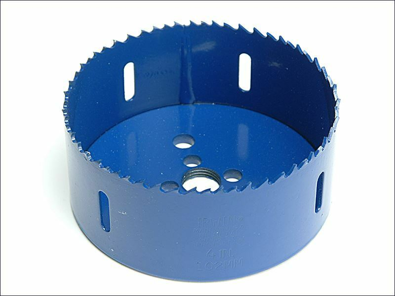 IRWIN - Bi-Metal High Speed Holesaw 98mm