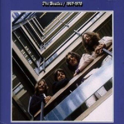 """1 von 1 - THE BEATLES """"1967-1970 (BLUE ALBUM)"""" 2 CD NEUWARE"""
