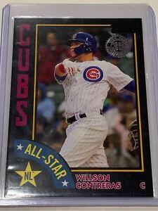 2019-Topps-Wilson-Contreras-1984-Black-d-110-299-Chicago-Cubs