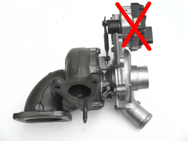 Turbocharger Without Electronics Ford Transit 2.2 TDCI (2006-) 767933-5015S