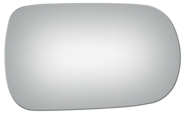 Burco 3154 Passenger Side Convex Replacement Mirror Glass for Infiniti G20