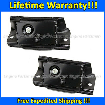 Front Mounts /& Trans Mount Set 3PCS for 96 Ford F-150 F-250 5.0L Bronco 5.8L
