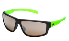 Adidas Brille a424 Kumacross 2.0 blackgreen und black Aktion NEU