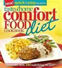 Comfort Food Diet Cookbook by Taste of Home (Paperback / softback, 2011)