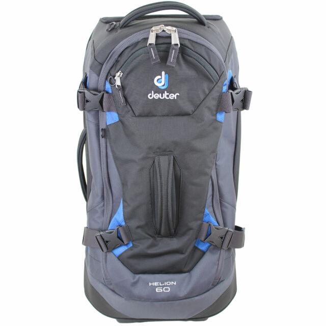 l'atteggiamento migliore c2fc0 340b3 Deuter Helion 60 Bag Trolley 60 litri Zaino Valigia Trekking Viaggi