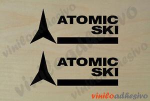 PEGATINA STICKER VINILO Atomic Ski autocollant aufkleber adesivi wGYP0LxZ-07133724-864095426