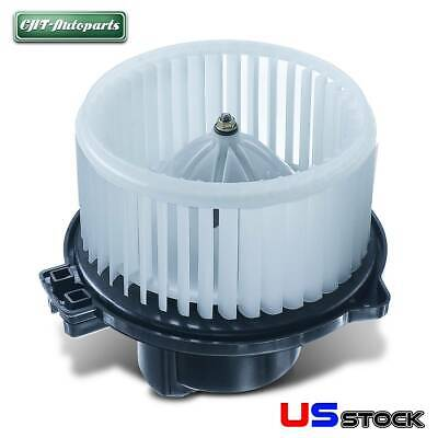 HVAC Heater Blower Motor W//Fan Cage for Jeep Grand Cherokee 2001-1999 5012701AB