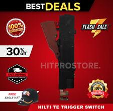 Hilti Te 5 Trigger Switch Preowned For Hilti Te 5 Hammer Drill Free Hat