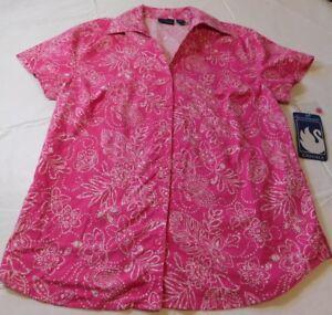 shirt blouse Womens Size S Pink