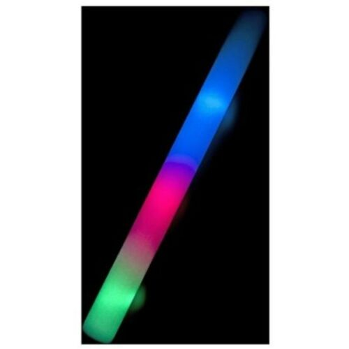 3 x SOFT BATTON FOAM LED LIGHT  ADHD AUTISM RELAXATION THERAPY STRESS