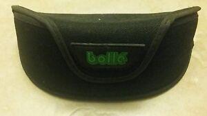 Bolle Eyewear Details Eyeglasses Large Black Only Sunglasses Softcase About Case Designer DIH2E9
