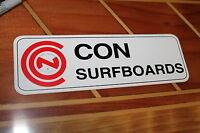 Rare Con Surfboards Dogtown Santa Monica Z-flex 8 In. Long Bumper Sticker Decal