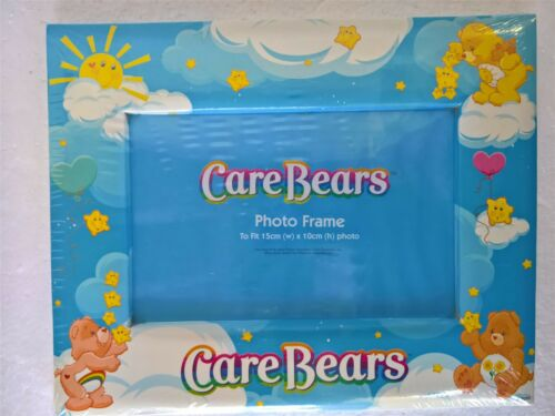 ~ Care Bears GIRLS BRIMMED SUN HAT CAP CHILDS Photo Frame *Cleranace*