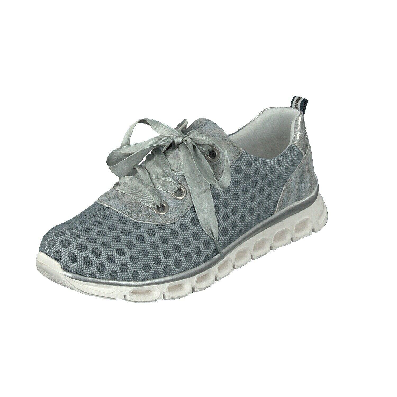 Relife Damen 9067-18708-09 Schuhe Halbschuhe Turnschuhe Schnürhalbschuh Jeans NEU