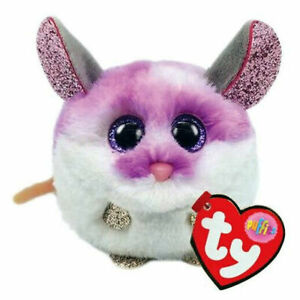 TY Puffies Colby the Mouse Beanie Babies Brand New with tags