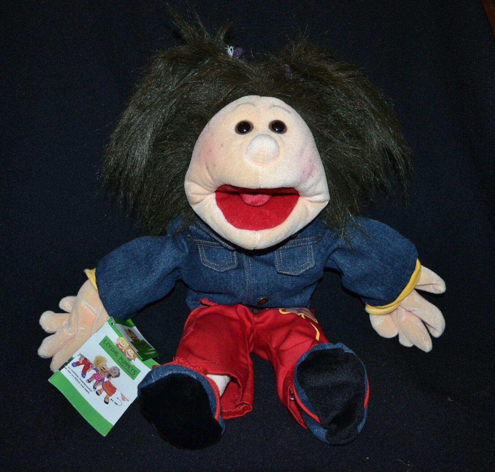 Living Puppets Lisa en traje 55cm Rara