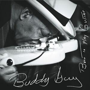 Buddy-Guy-Born-to-Play-Guitar-New-Vinyl-LP-Gatefold-LP-Jacket