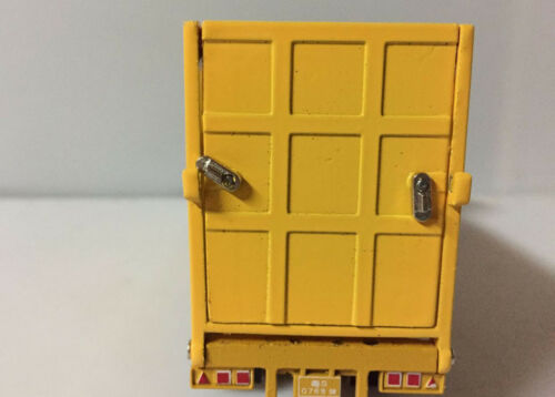 Construction vehicles Semi Heavy Truck 1//50 Scale Die-Cast Metal Model Toy