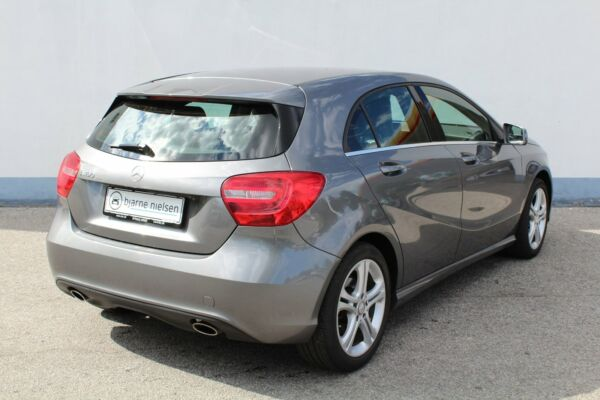 Mercedes A180 1,6 aut. billede 1