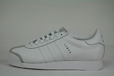 133759 Men's Adidas Original Samoa White ALL sizes Ready to ship