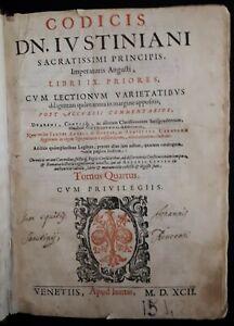Corpus-Iuris-Civilis-Codicis-Giustiniano-Venetiis-1592