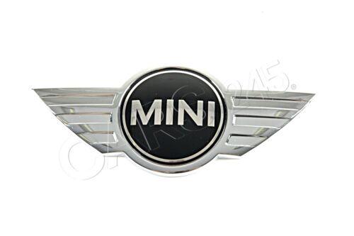 Genuine MINI R55 R56 R57 Hood MINI Emblem Badge Logo OEM 51142754973