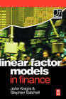 Linear Factor Models in Finance by Elsevier Science & Technology (Hardback, 2004)
