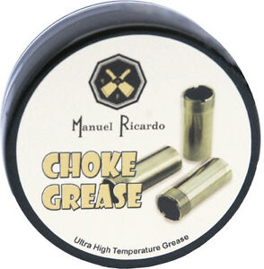 MANUEL RICARDO CHOKE GREASE  20ml TUB SPECIALLY DESIGNED FOR SHOTGUNS - <span itemprop=availableAtOrFrom>Worcestershire, United Kingdom</span> - MANUEL RICARDO CHOKE GREASE  20ml TUB SPECIALLY DESIGNED FOR SHOTGUNS - Worcestershire, United Kingdom