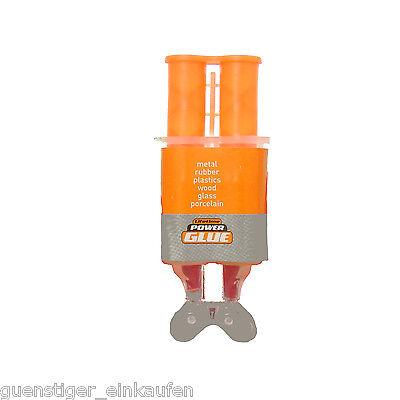GroßZüGig 6ml 2 Komponenten Sekundenkleber Metall Plastik Kleber Holz 2k #005 Fabriken Und Minen 6,25€/10ml