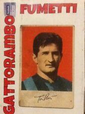 Figurina Cartonata N.133 Rota Battista Rarissima -Atalanta Ed.Edj Calciocampioni