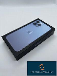 Apple iPhone 13 PRO MAX 128GB SIERRA BLUE UNLOCKED (NEW SEALED) APPLE WARRANTY
