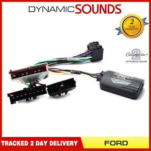 FORD C-MAX Autoradio Adattatore di piombo collegare il tuo volante GAMBO controlli