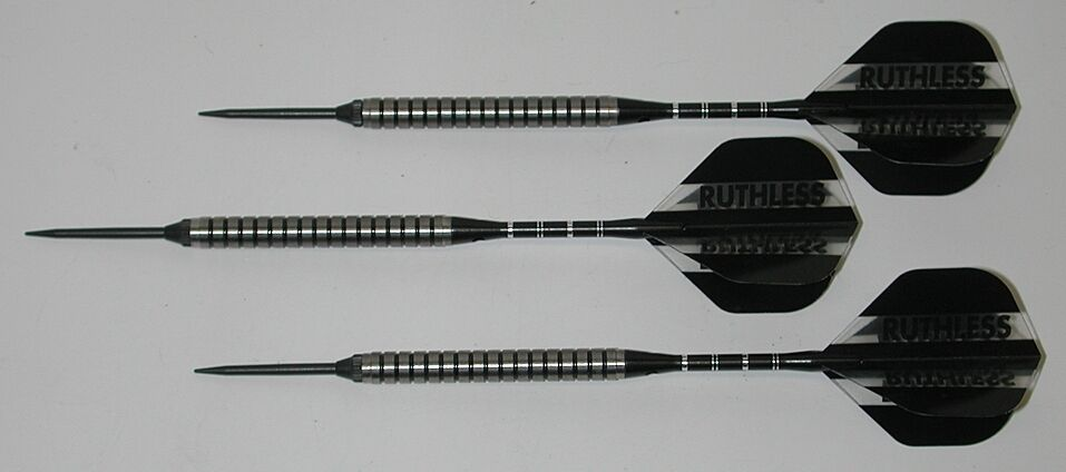 XTREME 90% 24 Gr Tungsten Moveable Point Darts - Ringed - PoweROT by ACE Points